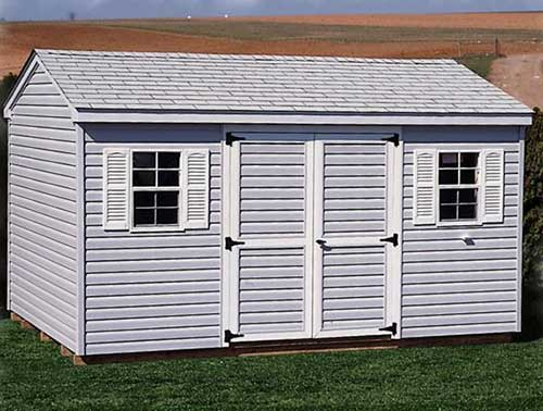 Amish Shed Cottage