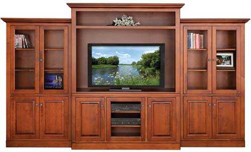 Country Heritage Wall Unit