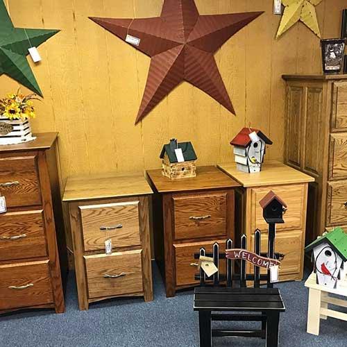 Everything Amish Showroom